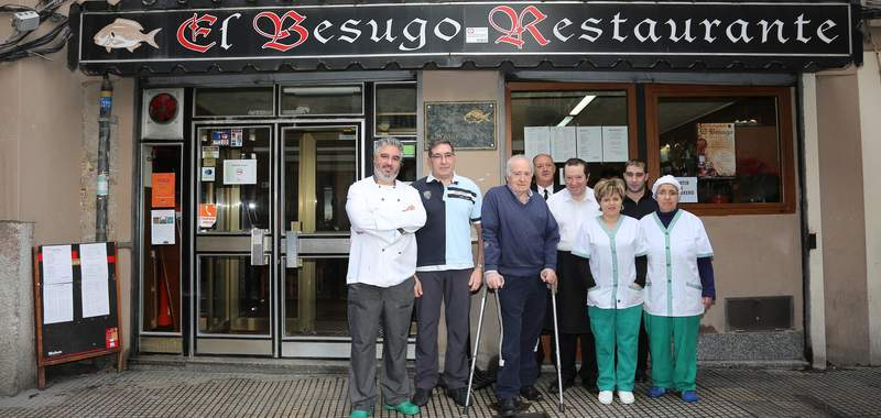 "BAR RESTAURANTE "" EL BESUGO """